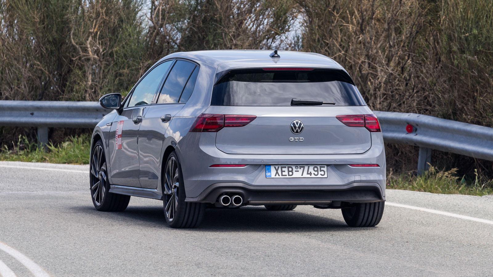 Ο 2λιτρος TDI κινητήρας των 200 ίππων, του VW Golf, προσφέρει πολύ καλές επιδόσεις και χαμηλή κατανάλωση. Tαυτόχρονα, η σύνθεση διπλού πυριτίου της γόμας των ελαστικών εξασφαλίζει top ελκτική πρόσφυση.