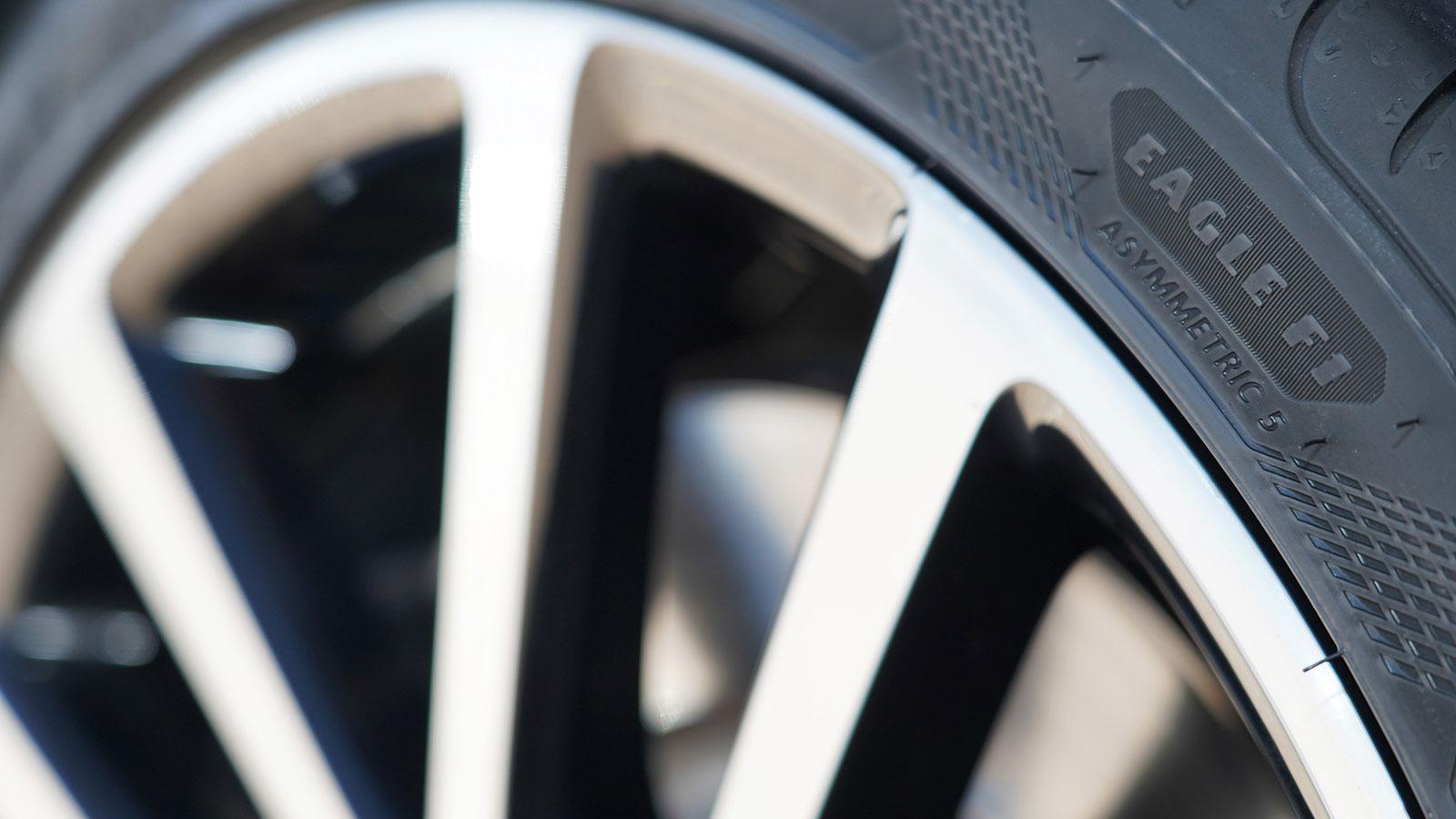 Η Goodyear προχωρά στην ανάπτυξη συγκεκριμένων τεχνολογιών  ιδιαίτερα για ισχυρά ηλεκτρικά αυτοκίνητα