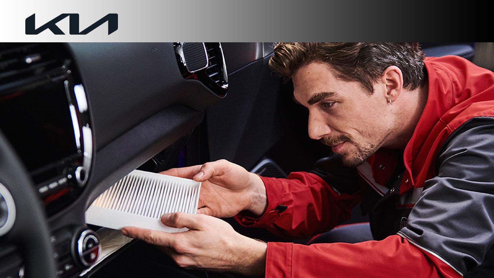 Αfter Sales Kia, γνήσια ανταλλακτικά & αναλώσιμα αυτοκινήτου με την σφραγίδα ποιότητας της Kia. Υψηλής ποιότητας, αξιόπιστα, ανθεκτικά. Φίλτρα, μπαταρίες, τακάκια, δισκόπλακες, μάκτρα.