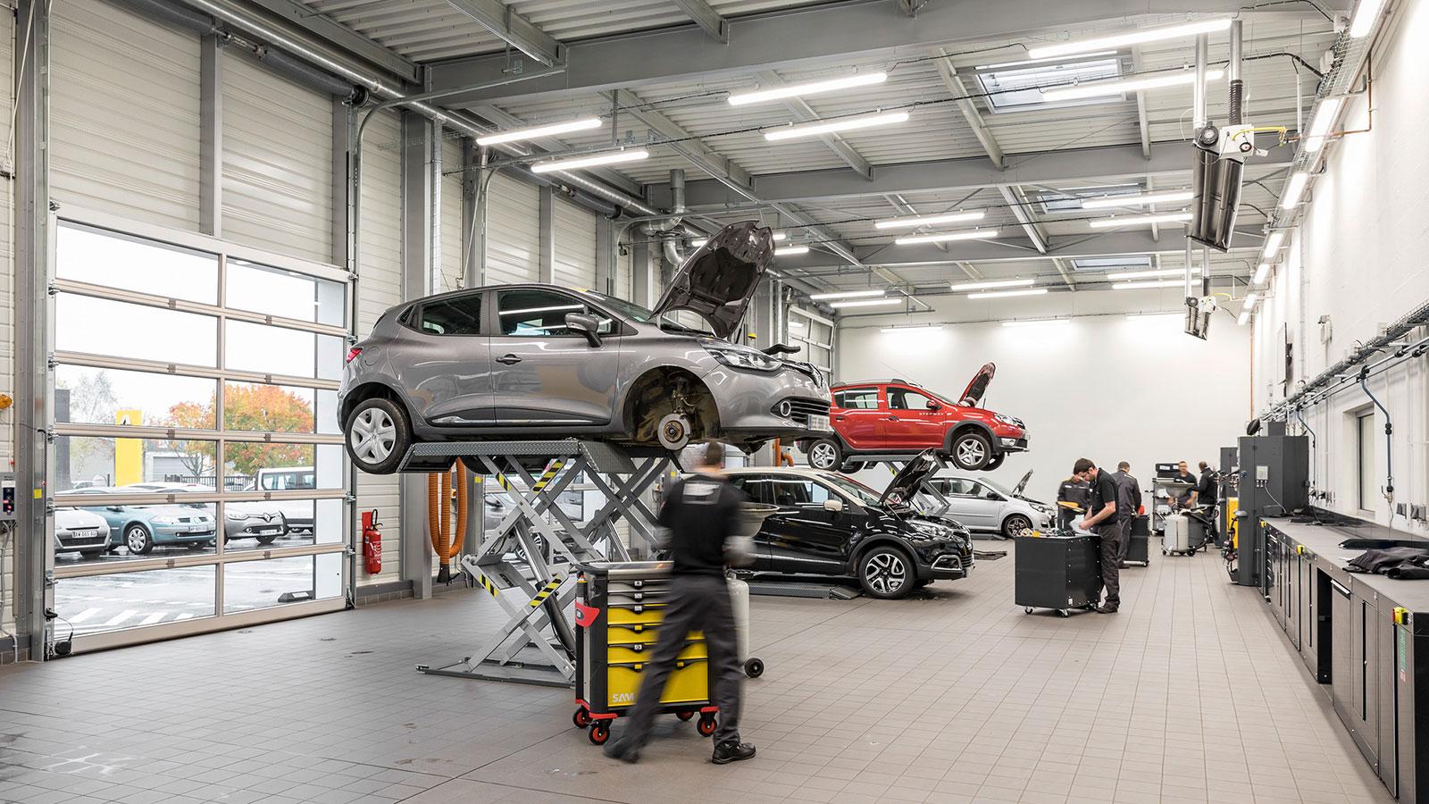 Για τη Renault, με τα υψηλά επίπεδα ικανοποίησης κατόχου (στις αντίστοιχες έρευνες) όλα αυτά αποτελούν προτεραιότητα και βασικά συστατικά του σχεδιασμού των After sales υπηρεσιών της.