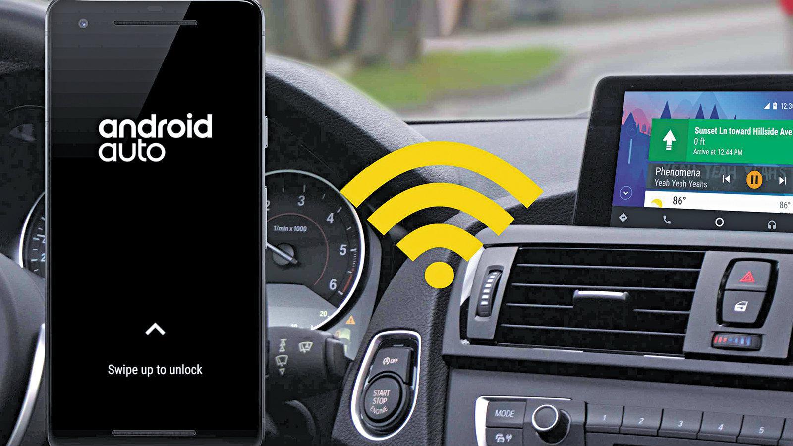 1ba6cc6f8e7 Τι είναι το Android Auto