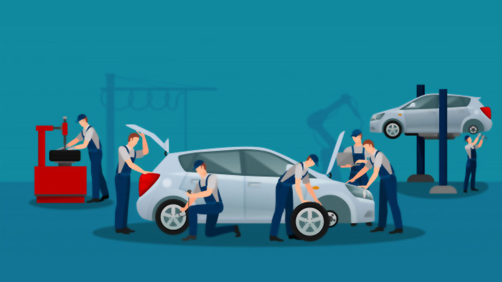 To service του αυτοκινήτου σας αποτελεί μία αναγκαία διαδικασία που θα πρέπει να εκτελείται από ένα έμπειρο και αξιόπιστο συνεργέιο