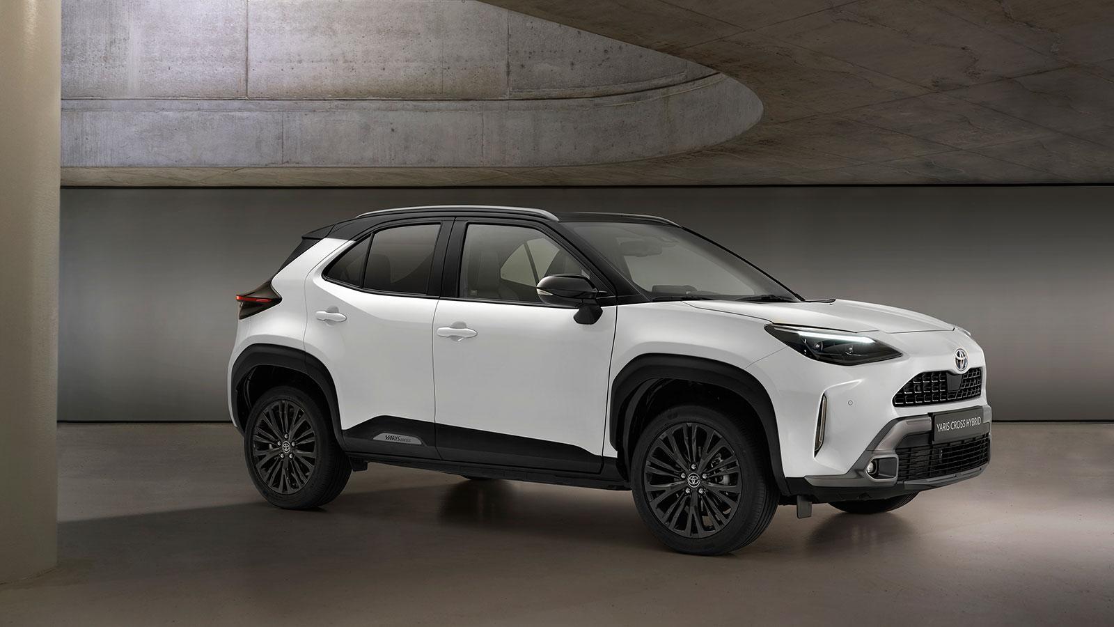 Η Toyota αναμένει μερίδιο αγοράς 8% με το Yaris Cross στην κατηγορία του