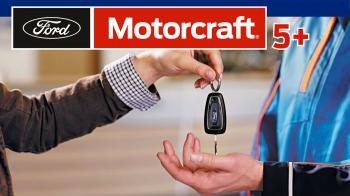 FORD MOTORCRAFT 5+=Value for money!