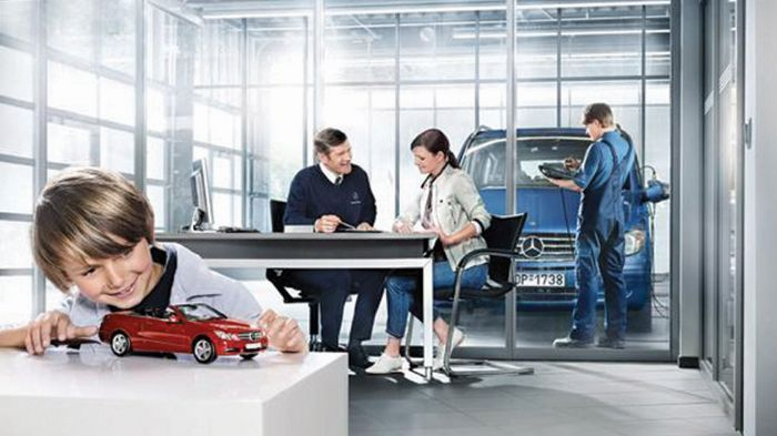 Best price services for Mercedes benz service price