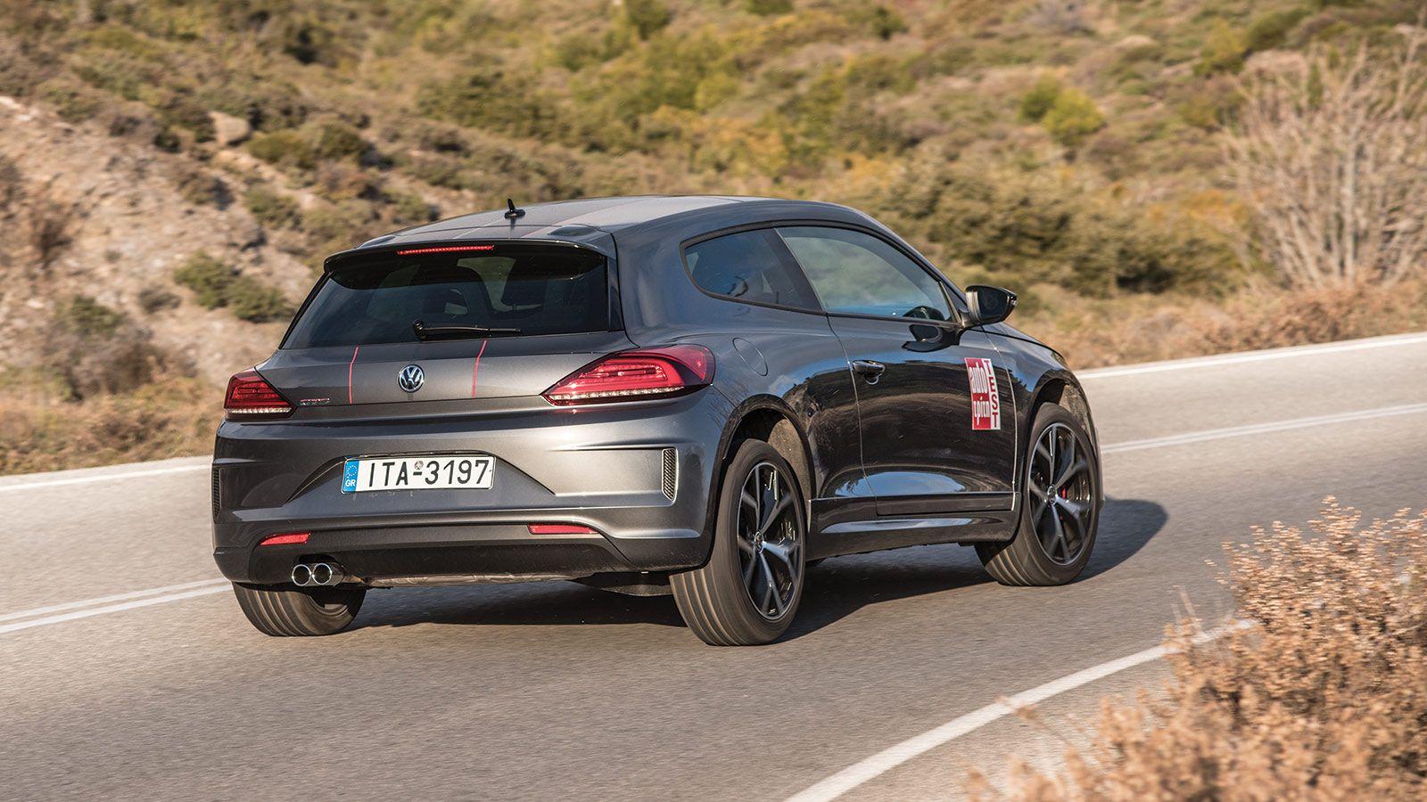 Test: VW Scirocco GTS - volkswagen scirocco