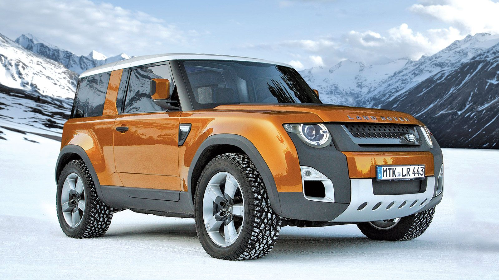 2020 Land Rover Defender >> ΑΠΟΚΛΕΙΣΤΙΚΟ: Όλα τα SUV Supercars που έρχονται Audi BMW Dacia Land