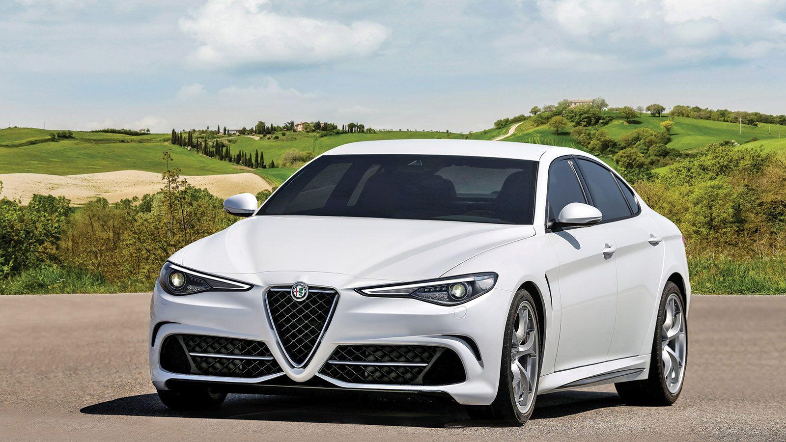 Alfa Romeo VS BMW Alfa Romeo Giulietta VSBMW 1 Alfa Romeo ...