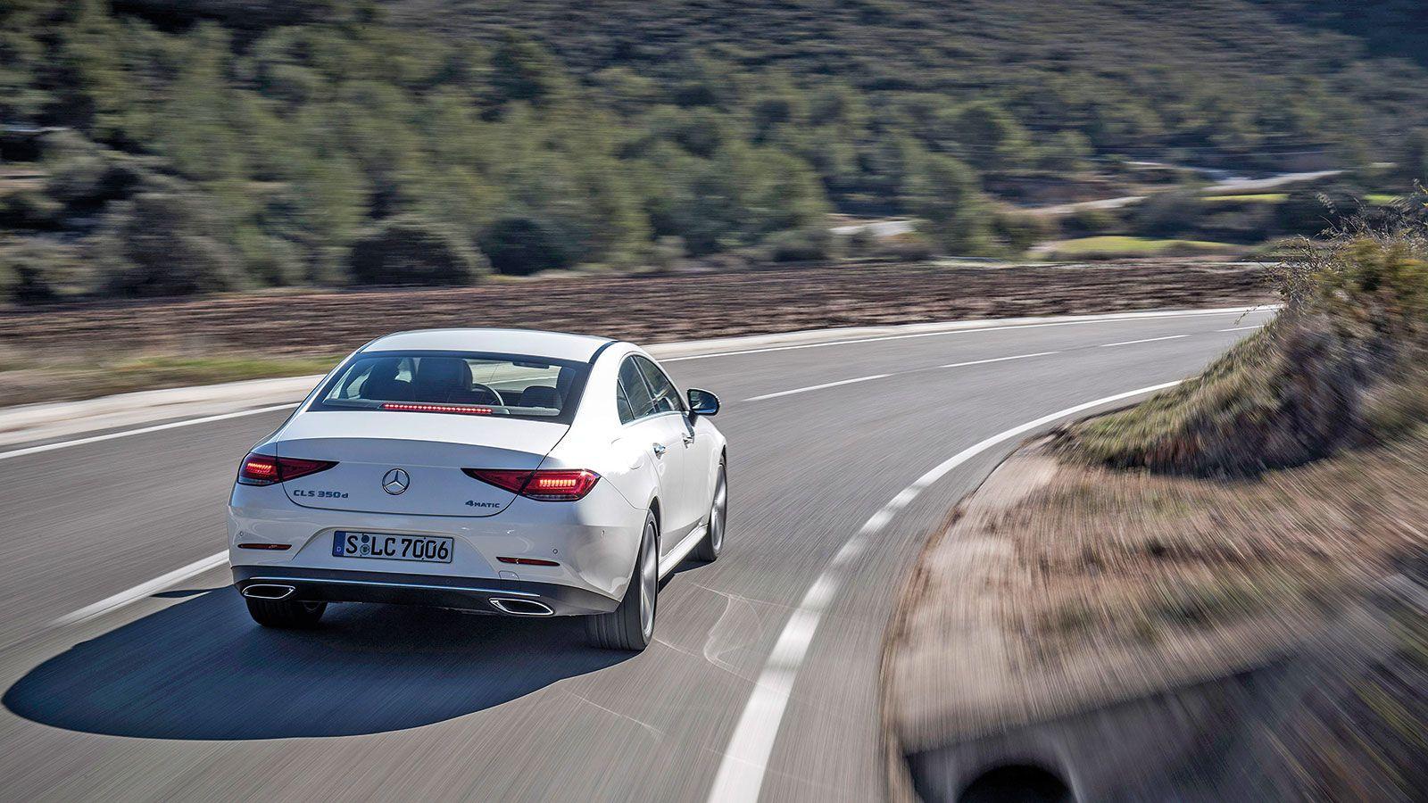Οδηγήσαμε τη νέα Mercedes CLS Οδηγήσαμε τη νέα Mercedes CLS ... 5caf75db8c1