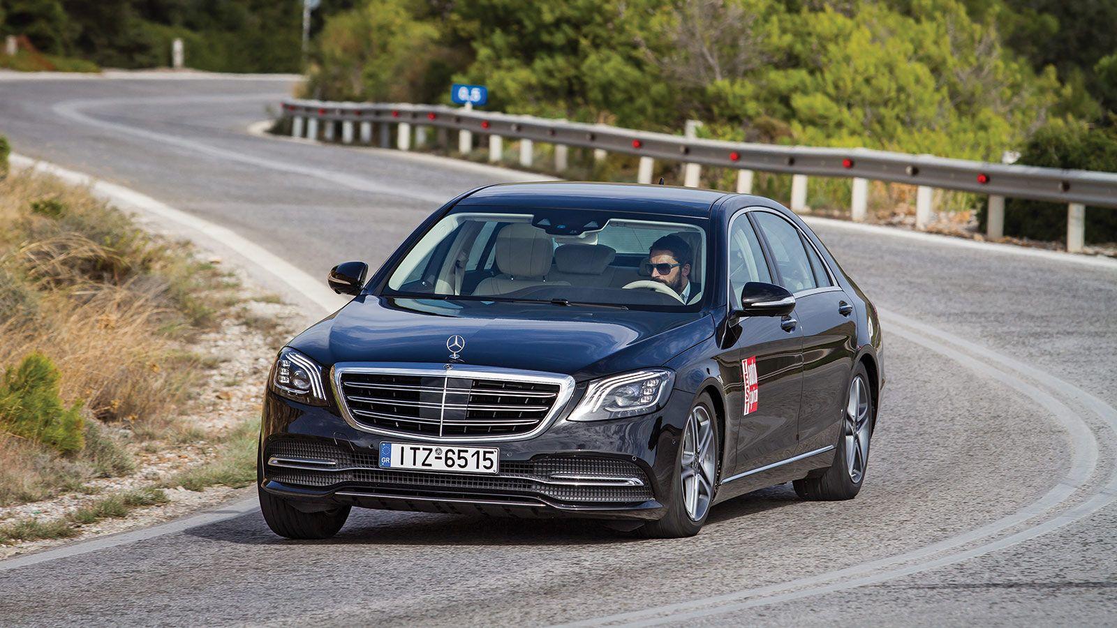 Δοκιμή  Mercedes S-Class Δοκιμή  Mercedes S-Class - mercedes d3ce9d0b929