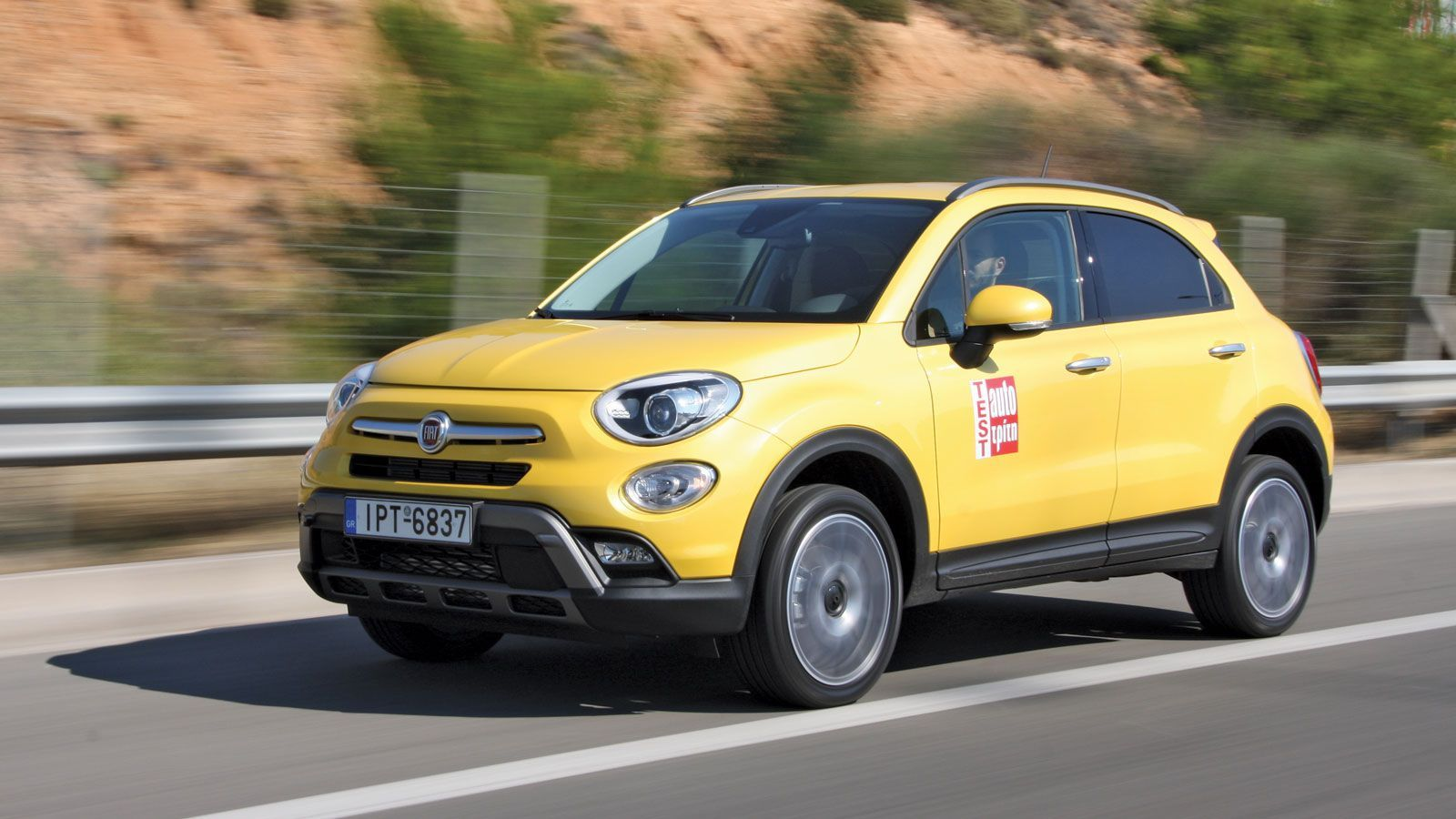 test fiat 500x 1 4 multiair 170 ps 4x4 at9. Black Bedroom Furniture Sets. Home Design Ideas