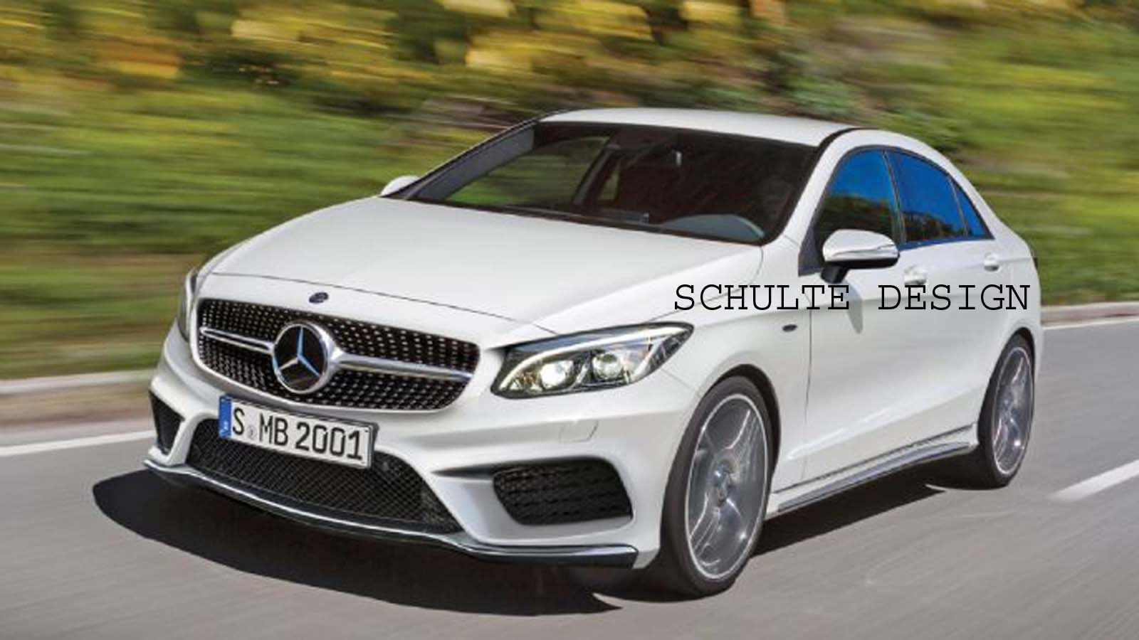 2018 Mercedes A-Class Sedan - mercedes