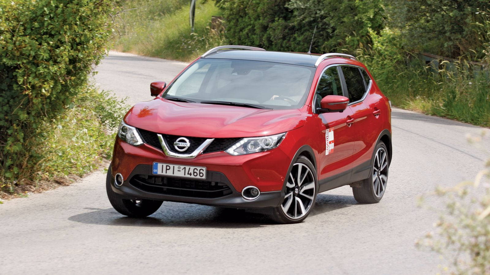 nissan qashqai 1 6 dig t 163 ps nissan qashqai. Black Bedroom Furniture Sets. Home Design Ideas