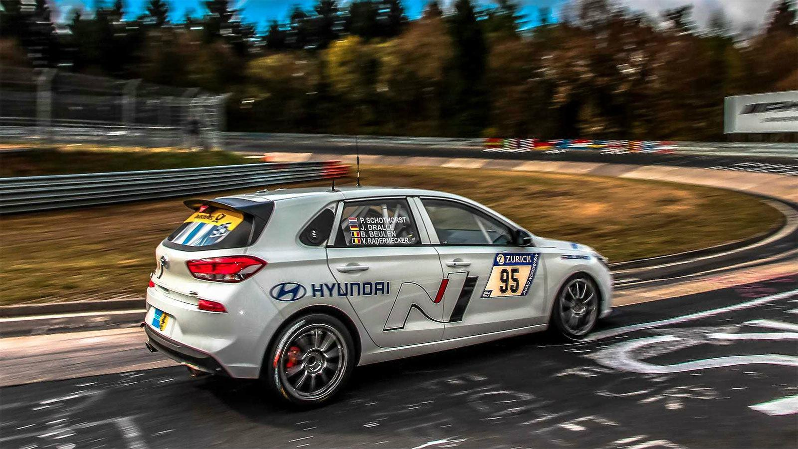 I30 N Hyundai Ring Video 0 I30n Hyundai