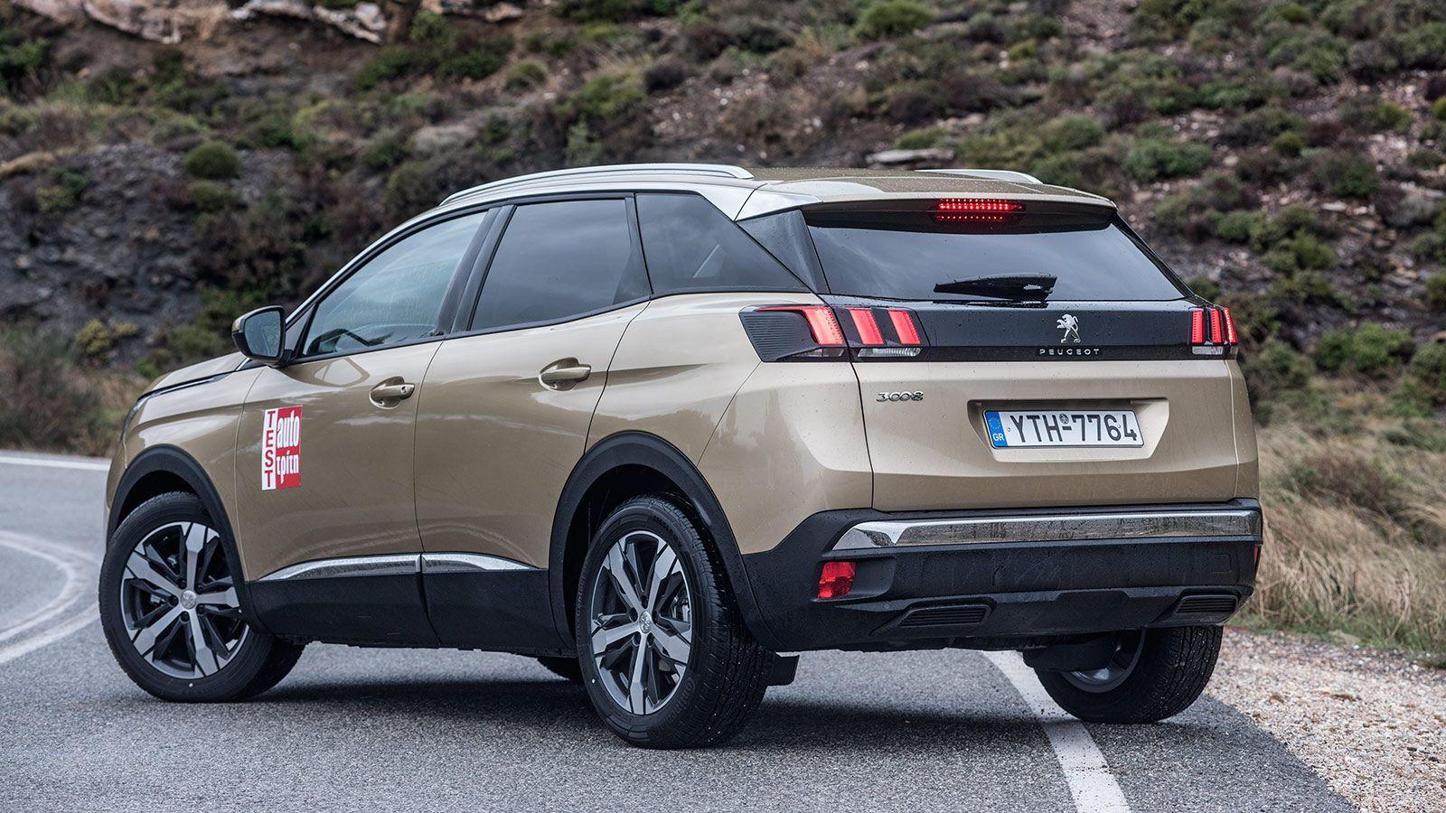 Test: Peugeot 3008 - peugeot 3008