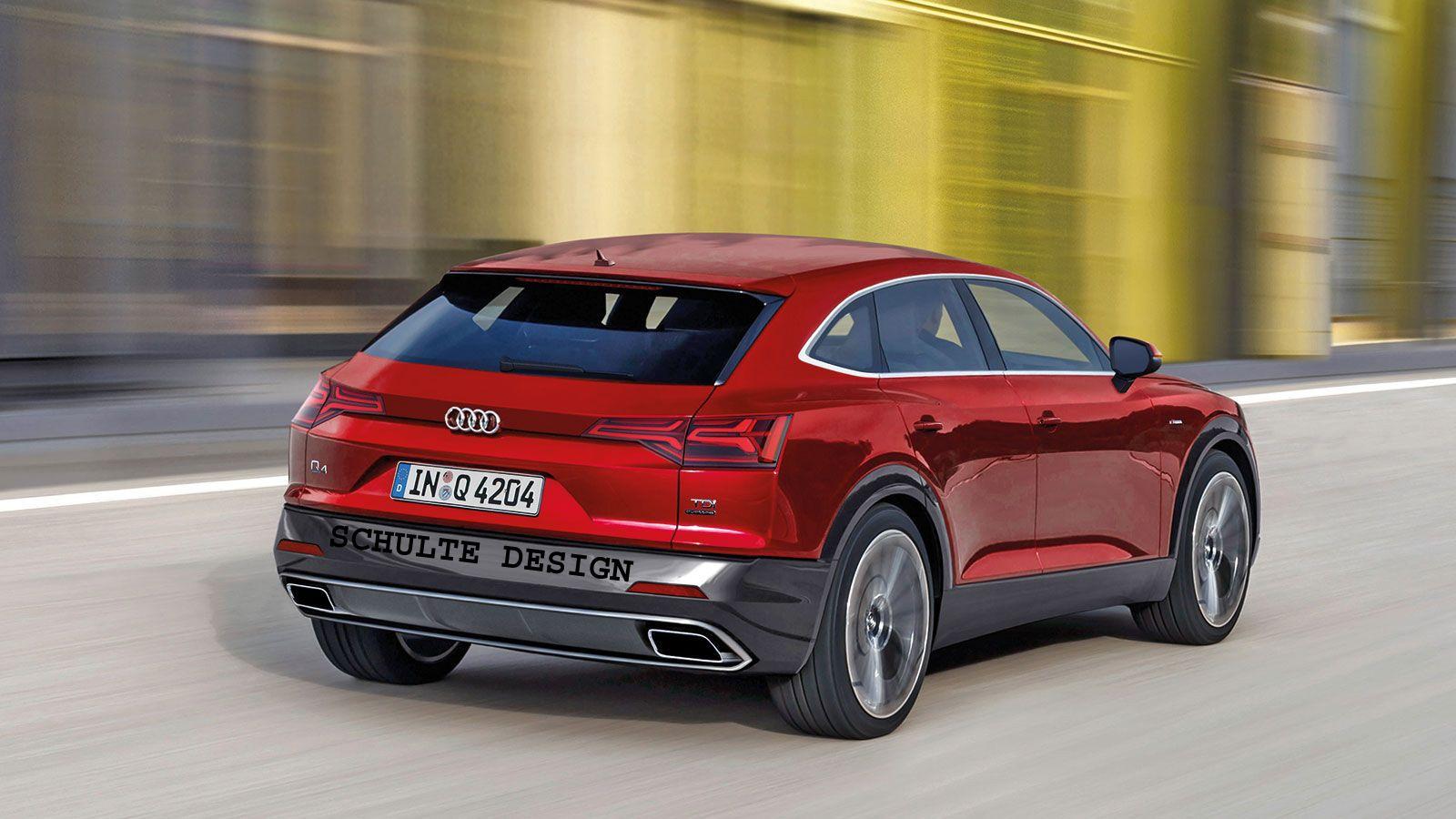 Audi Q4 ESS - audi, audi ess, audi q4
