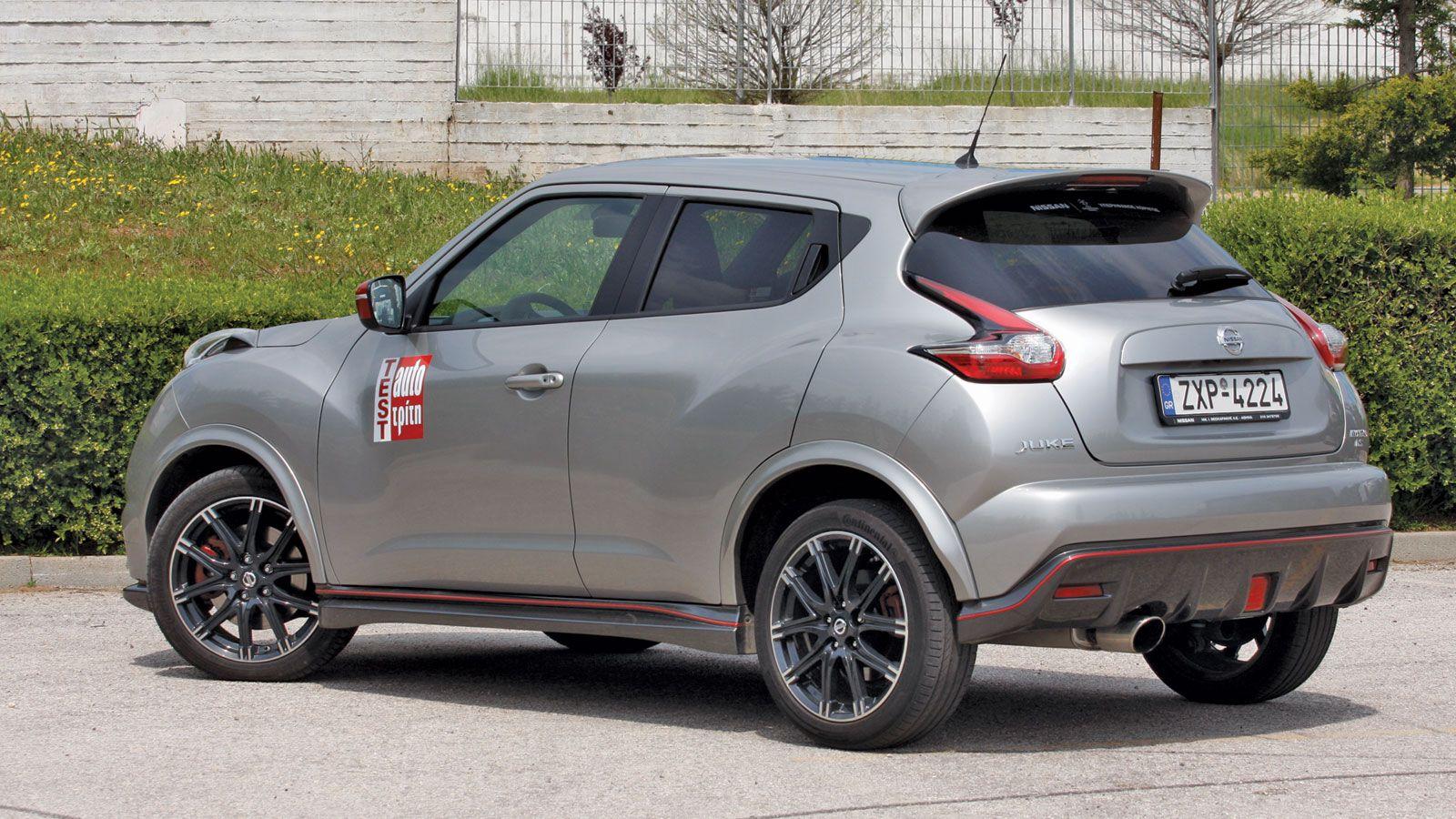 Alfa ro for Nissan juke cabrio