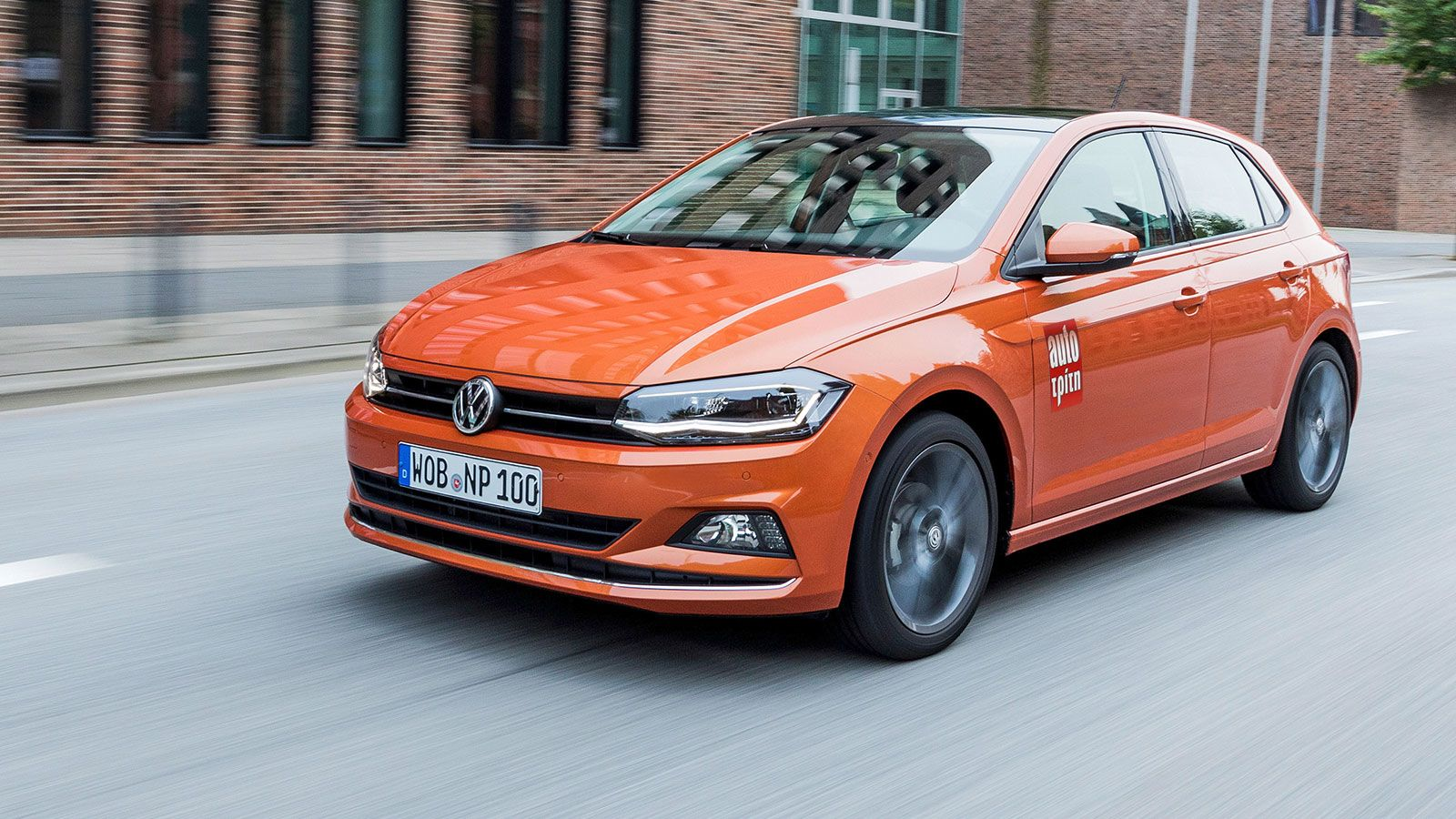 359e8b7c6230 Ανακοινώθηκαν επίσημα οι τιμές του νέου VW Polo