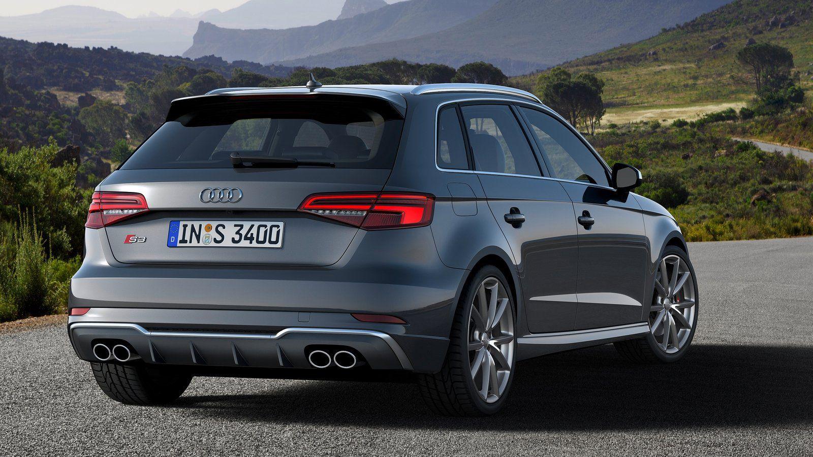 έ Audi S3 έ Audi S3 S3 Cabriolet S3 Sedan