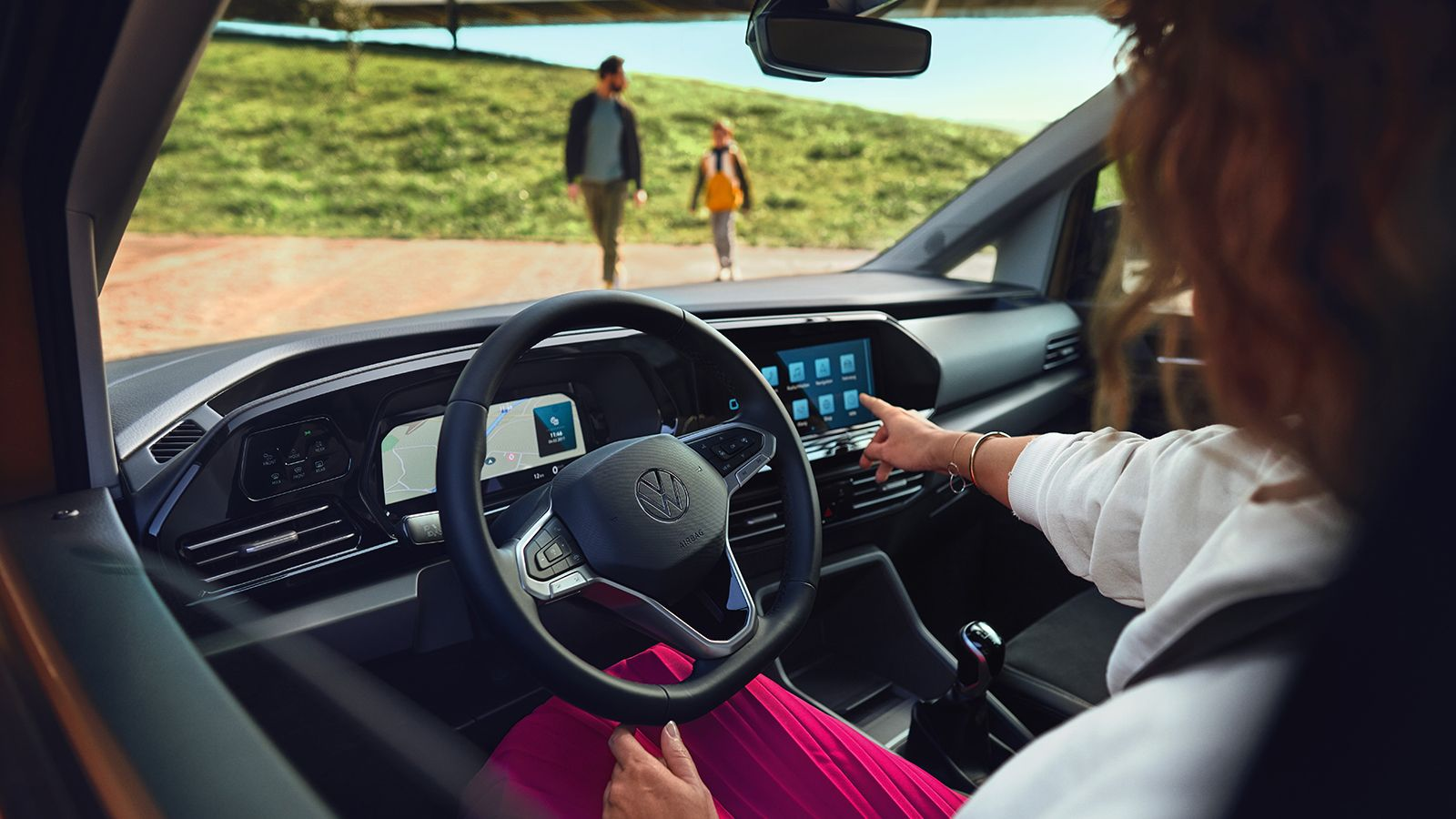 Smartphone με τροχούς το νέο VW Caddy