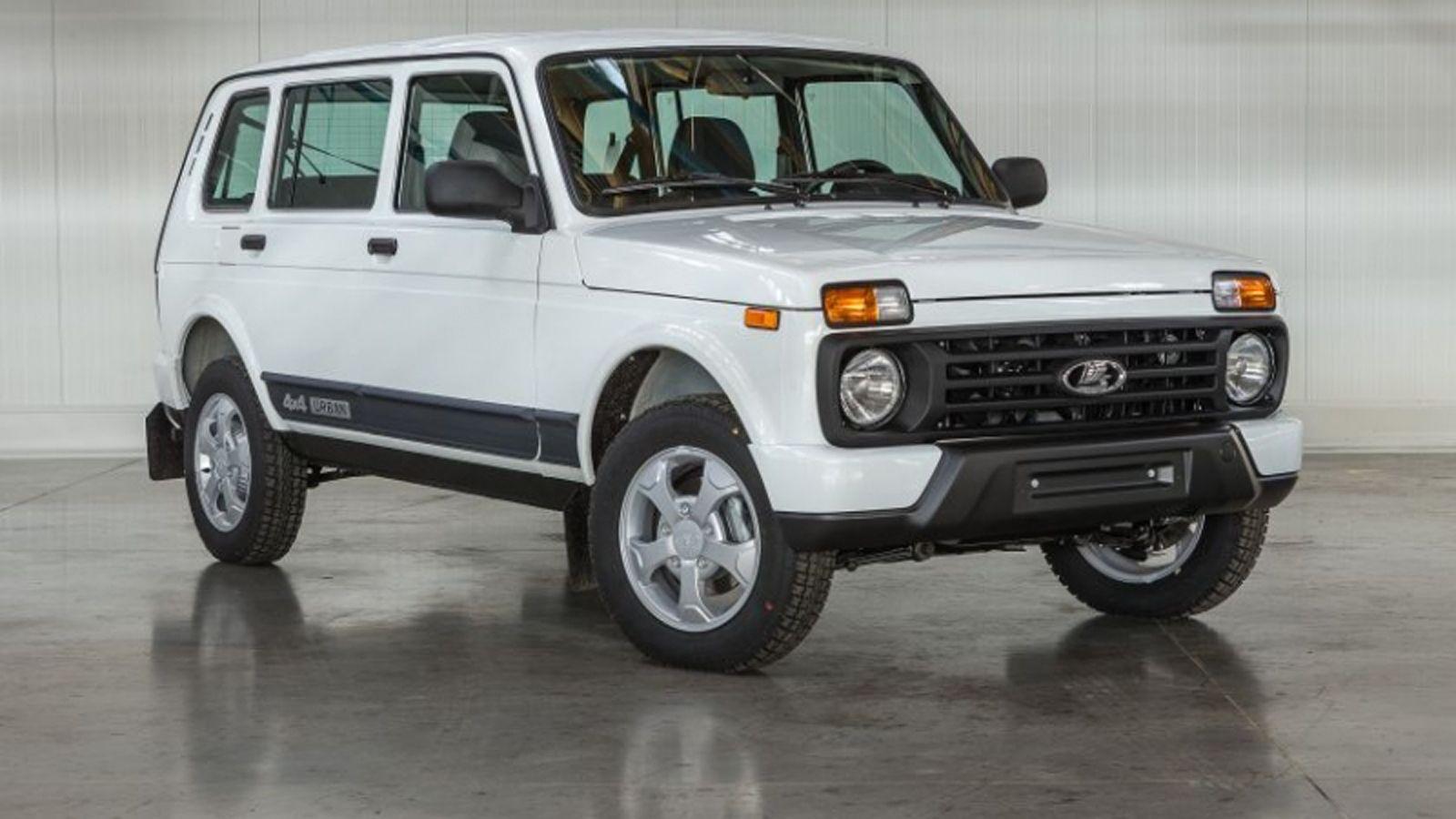Toyota Prius 2019 >> Lada Urban 44 - lada, lada niva 4x4
