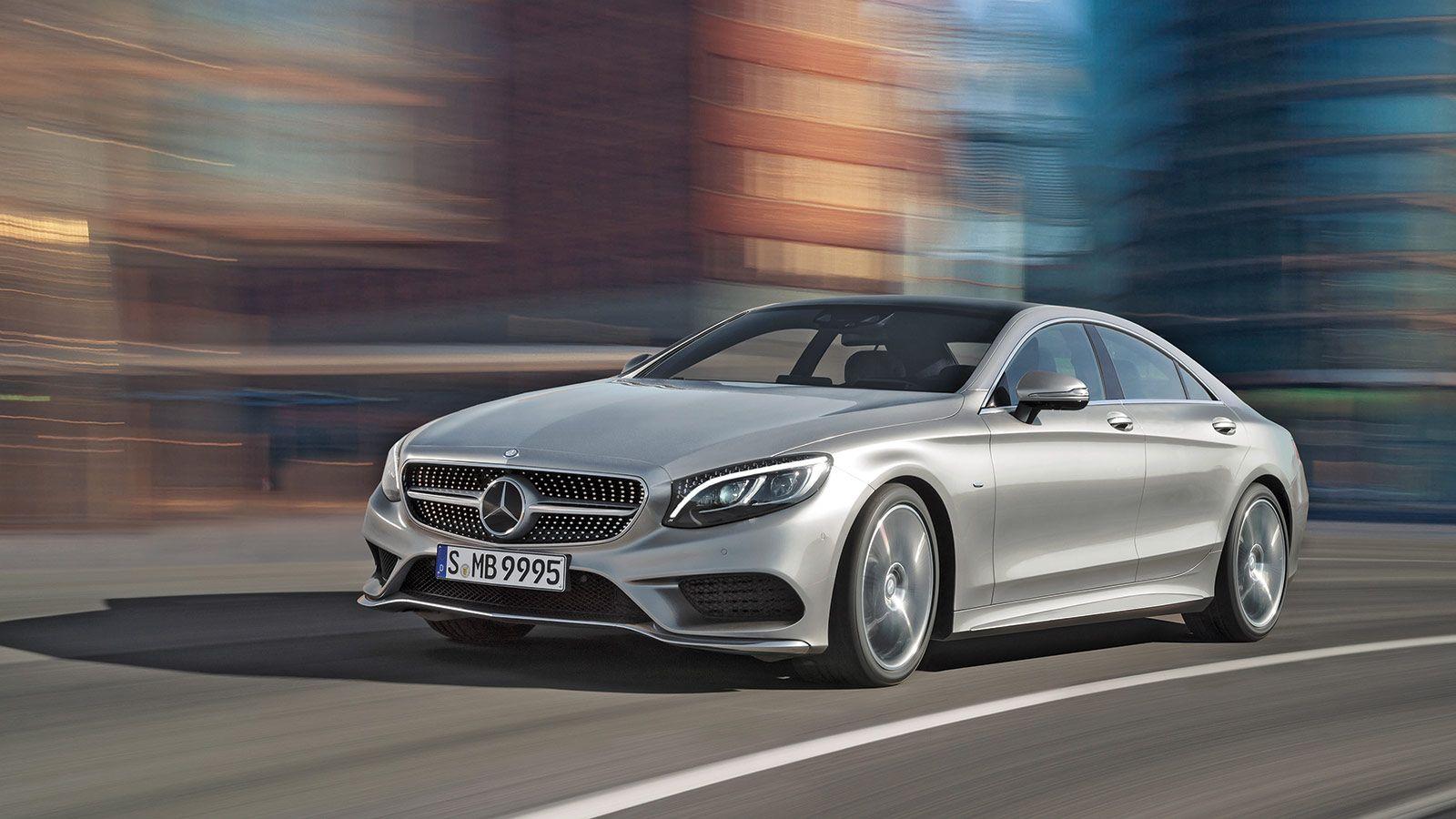 Mercedes cls 2018 mercedes cls for Mercedes benz s60