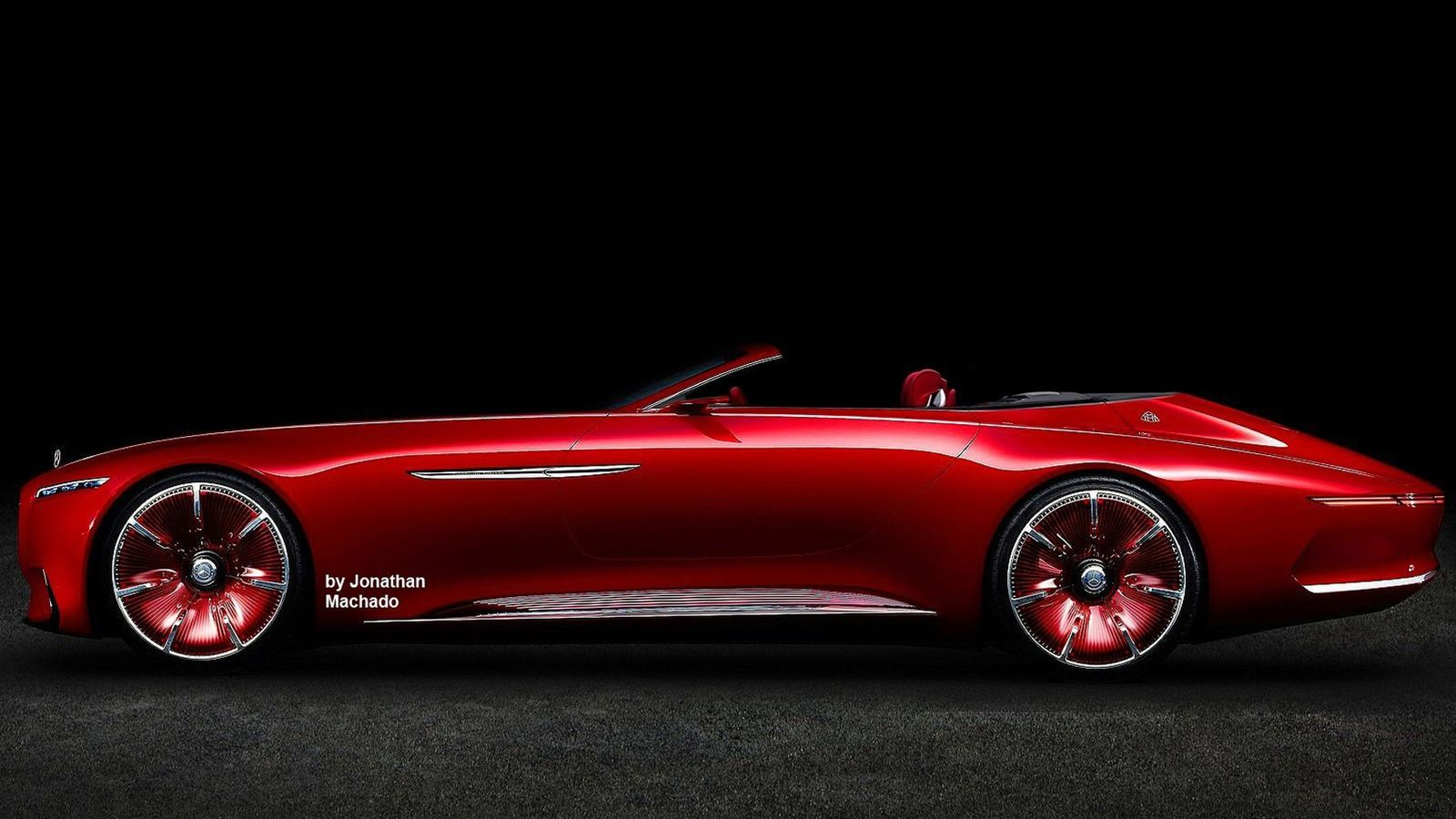 Mercedes maybach mercedes for Mercedes benz maybach cabriolet