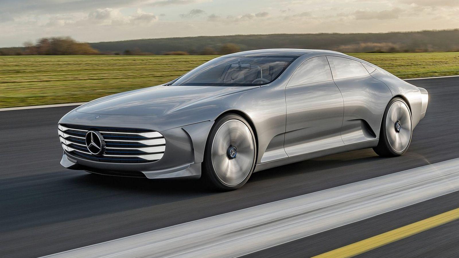 EQ Mercedes - mercedes