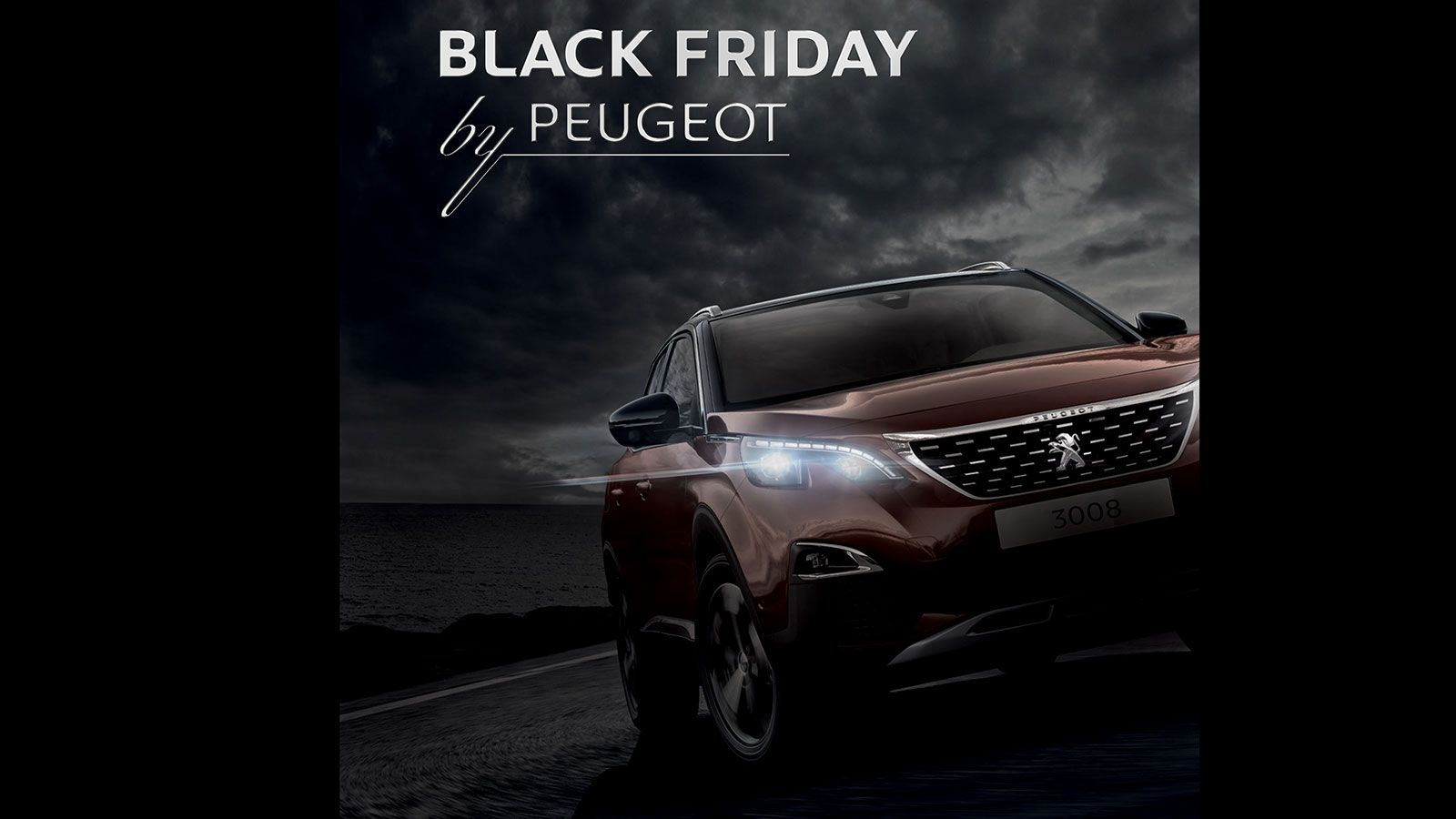 black friday by peugeot 1. Black Bedroom Furniture Sets. Home Design Ideas