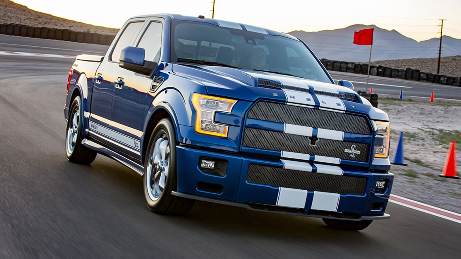 Super Snake Shelby F150 >> pick-up Shelby - ford