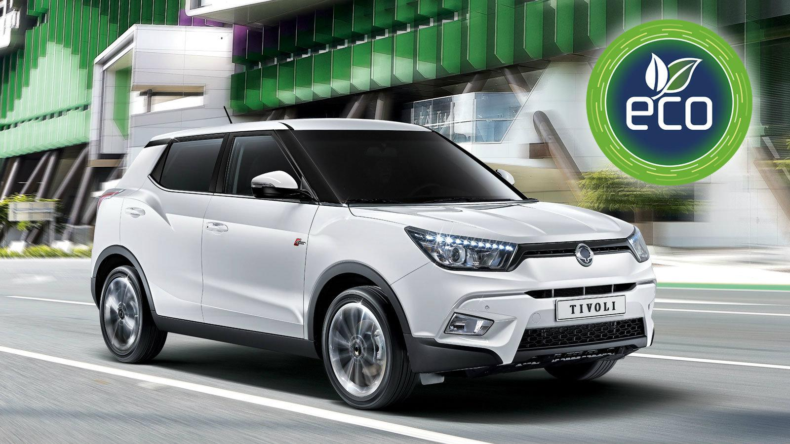 ssangyong tivoli xlv eco ssangyong tivoli. Black Bedroom Furniture Sets. Home Design Ideas