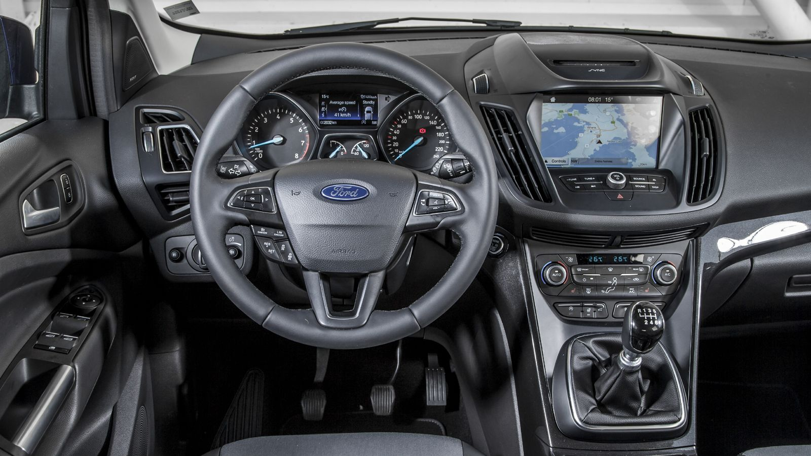 Jetta interieur for Interieur ford kuga