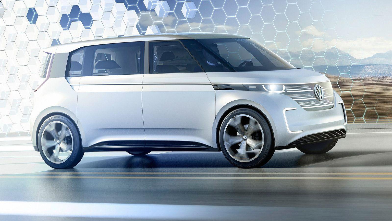 Νέο vw microbus το 2020 - volkswagen
