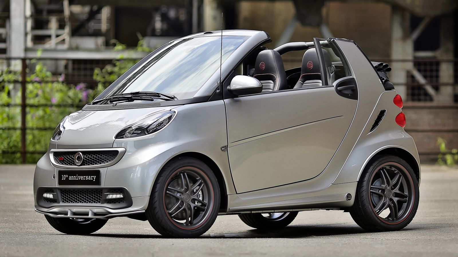 smart brabus smart fortwo coupe. Black Bedroom Furniture Sets. Home Design Ideas