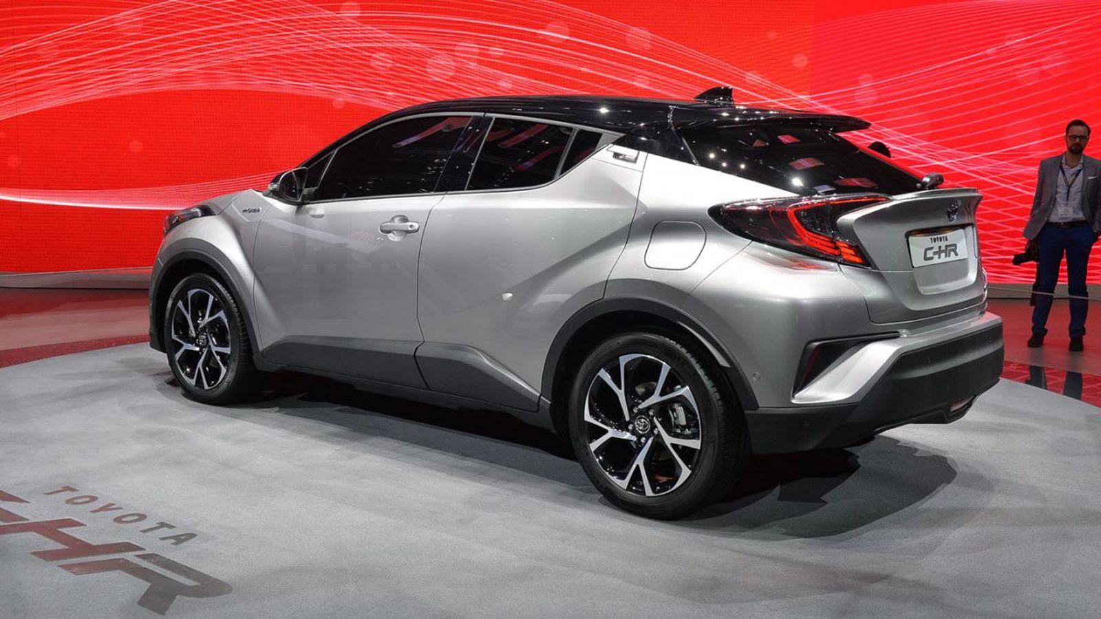 C Hr Toyota Suv Toyota