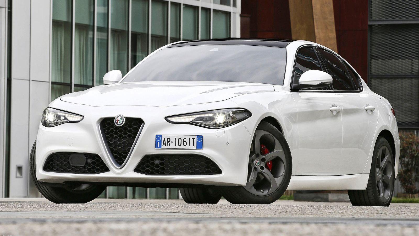 355ca4dffb Το νέο σεντάν της Alfa Romeo θα έχει μοτέρ 1