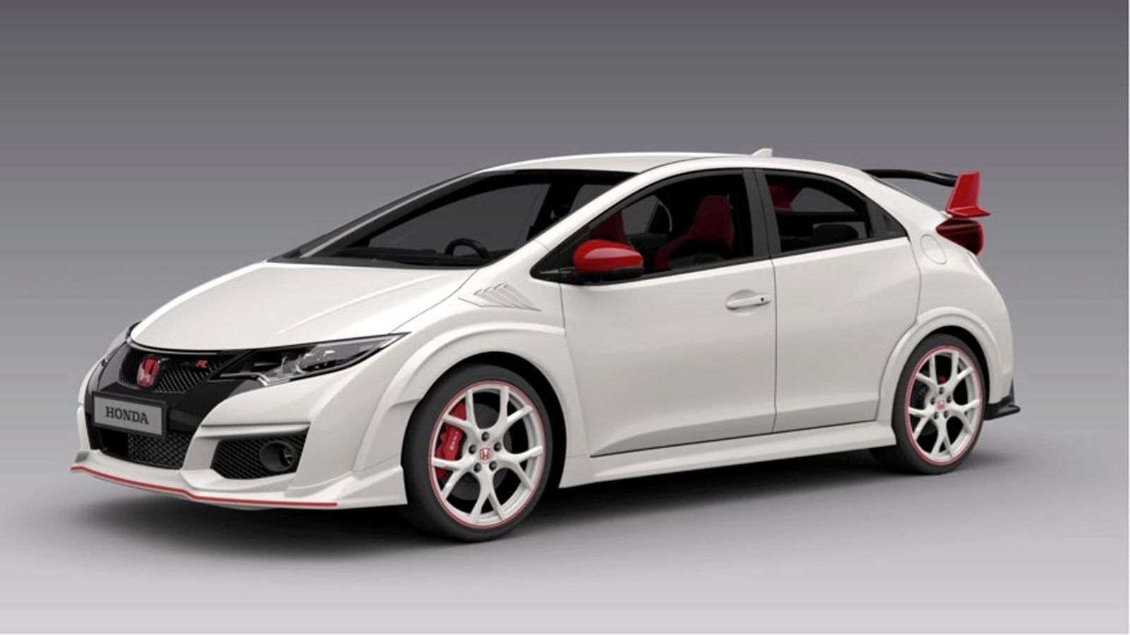 Civic Type R White Edition Honda Civic