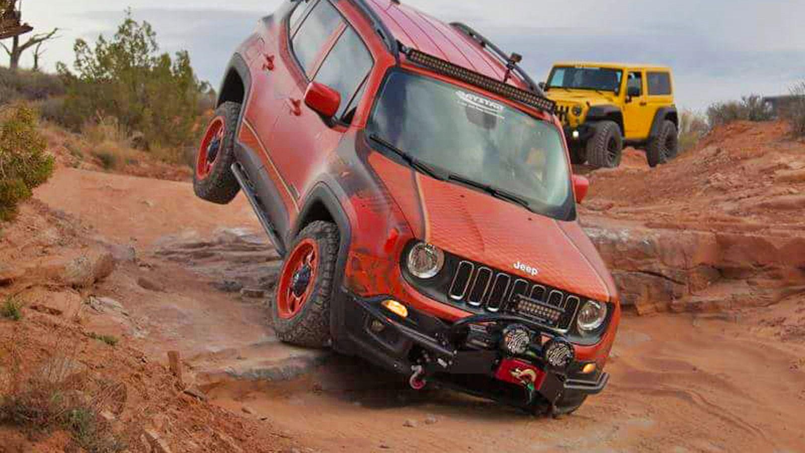 ό Jeep Renegade Video Jeep Renegade
