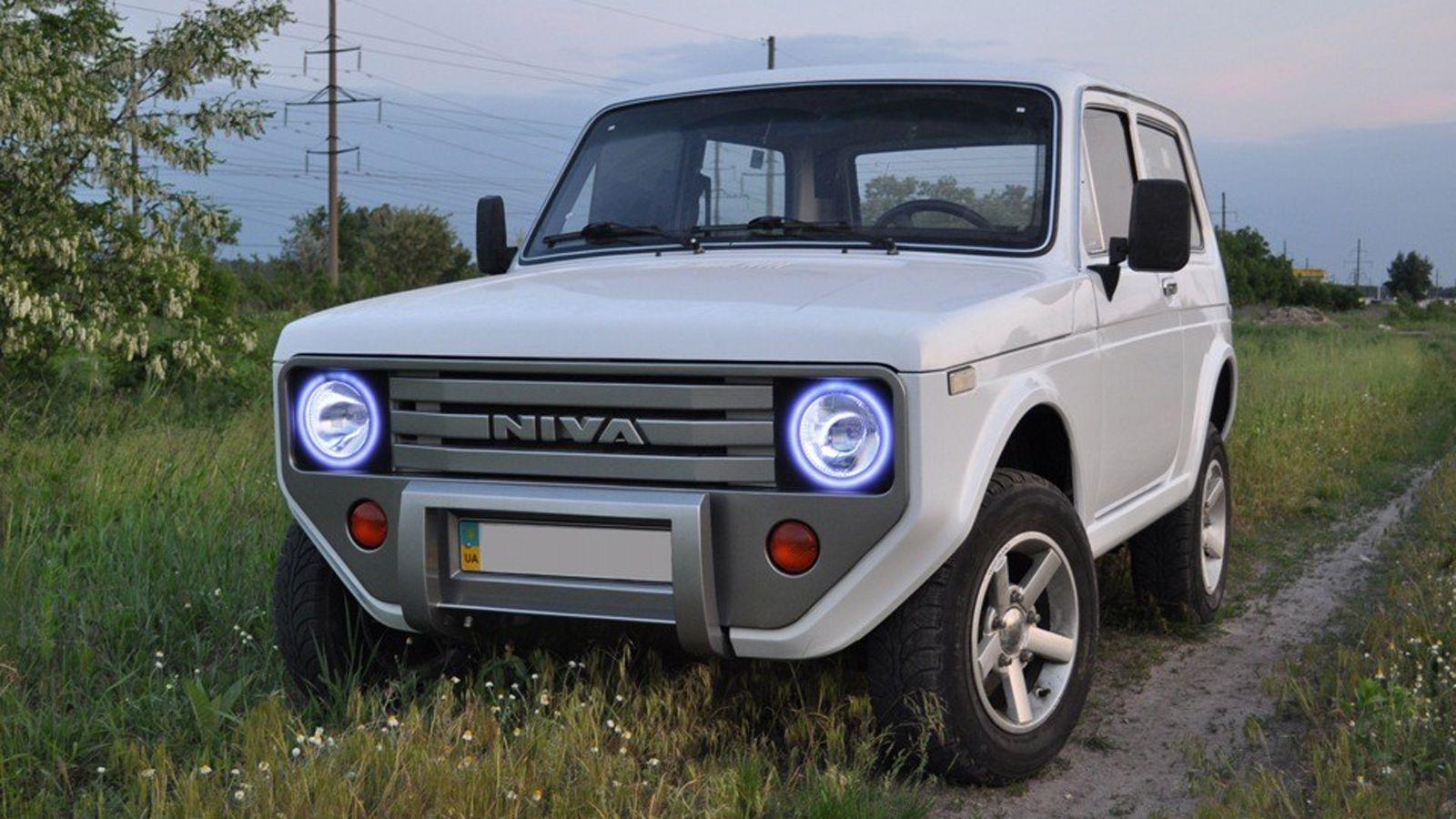 Niva Lada Niva 4x4