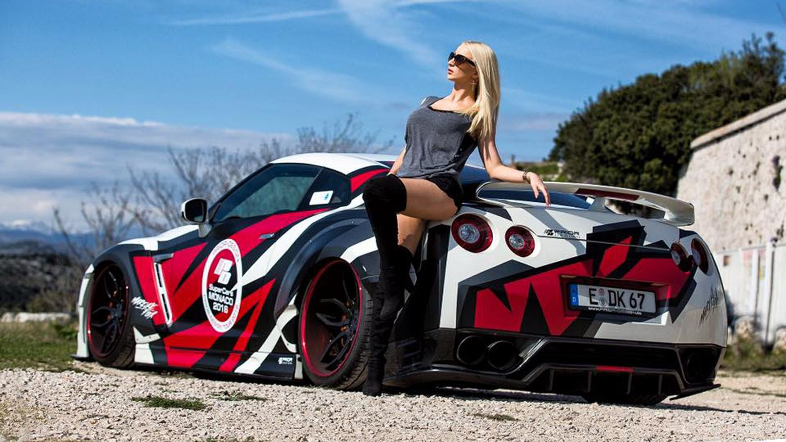 Videos Nissan Gt R
