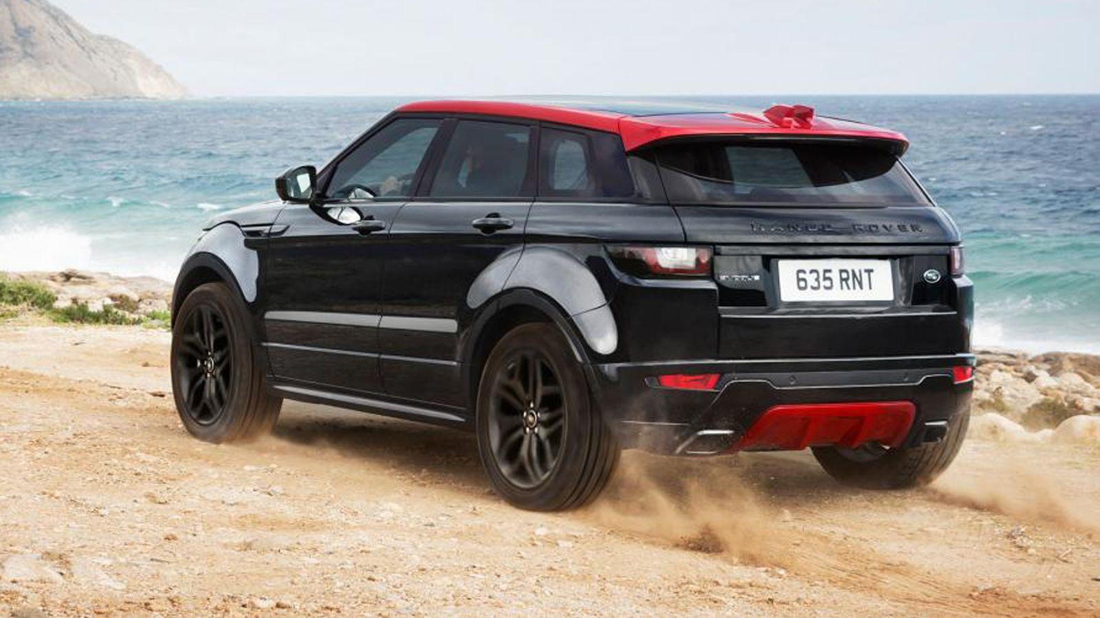Range Rover Evoque SE - land rover range evoque