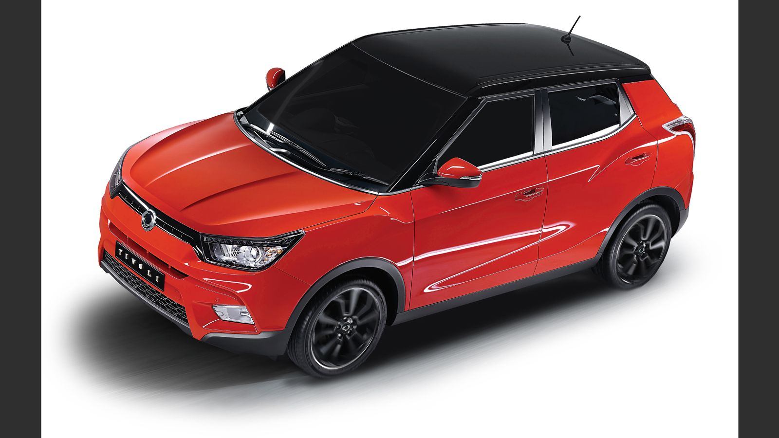 ssangyong tivoli. Black Bedroom Furniture Sets. Home Design Ideas