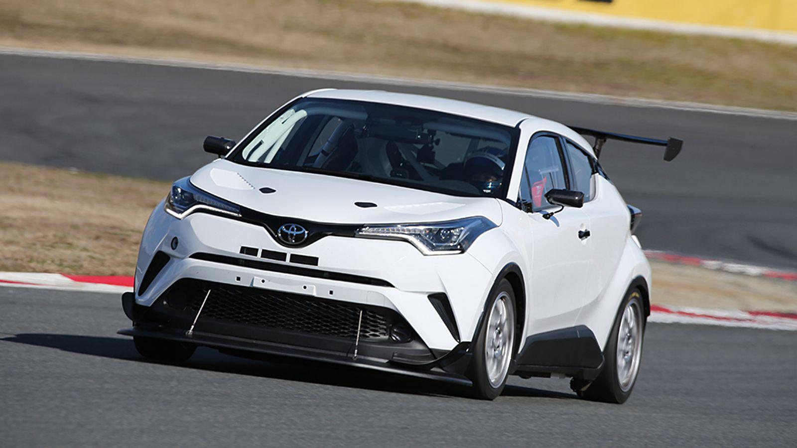 Toyota Rav4 Trd >> Toyota C-HR - toyota
