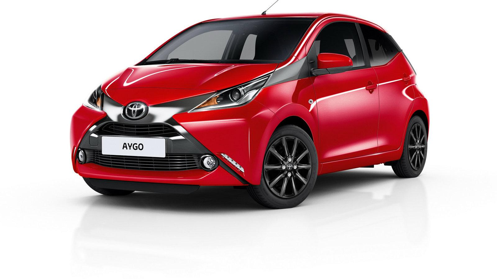toyota aygo x press x style toyota aygo. Black Bedroom Furniture Sets. Home Design Ideas