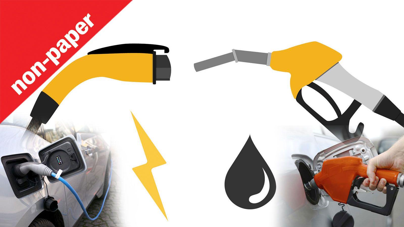 Θα ακριβύνει η βενζίνη λόγω των ηλεκτρικών;