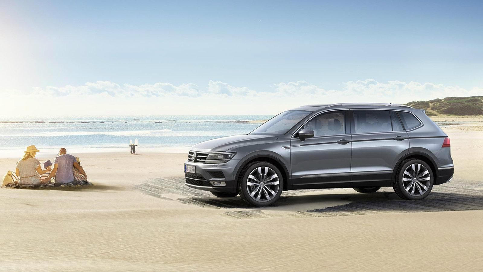 vw tiguan allspace volkswagen tiguan. Black Bedroom Furniture Sets. Home Design Ideas
