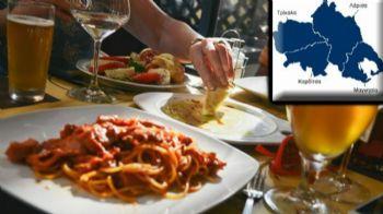 Μερικές από τις πιο νόστιμες γεύσεις της Ελλάδας έχουν τις ρίζες τους στη Θεσσαλία! Εκεί που βουνά και θάλασσες σμίγουν αρμονικά, προσφέροντας αγνά προϊόντα της μάνας γης, τα οποία οι άνθρωποι του τόπου φροντίζουν να... απογειώσουν γευστικά με συνταγές μοναδικές και αυθεντικές! Tα 5 καλύτερα food-cafe!
