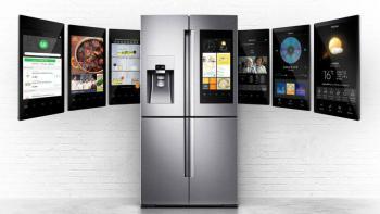 Το έξυπνο ψυγείο διαθέτει λειτουργία για on line ψώνια χωρίς μετακινήσεις, σε ενημερώνει μόνο του για τυχόν βλάβες, έχει «μυστικές» θήκες για ποτά και φαγητά και σου προτείνει συνταγές με βάση τα τρόφιμα που υπάρχουν! «Ευφυή» ψυγεία που πάνε super market!