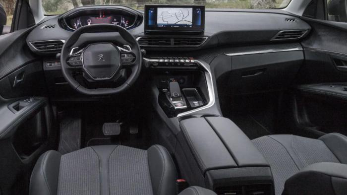 Ξεχωριστό σε εικόνα, πλούσιο σε high-tech εξοπλισμό και εξαιρετικό σε ποιότητα κατασκευής είναι το εσωτερικό του ανανεωμένου Peugeot 3008.