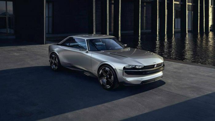 Автоновости,Peugeot-E-Legend